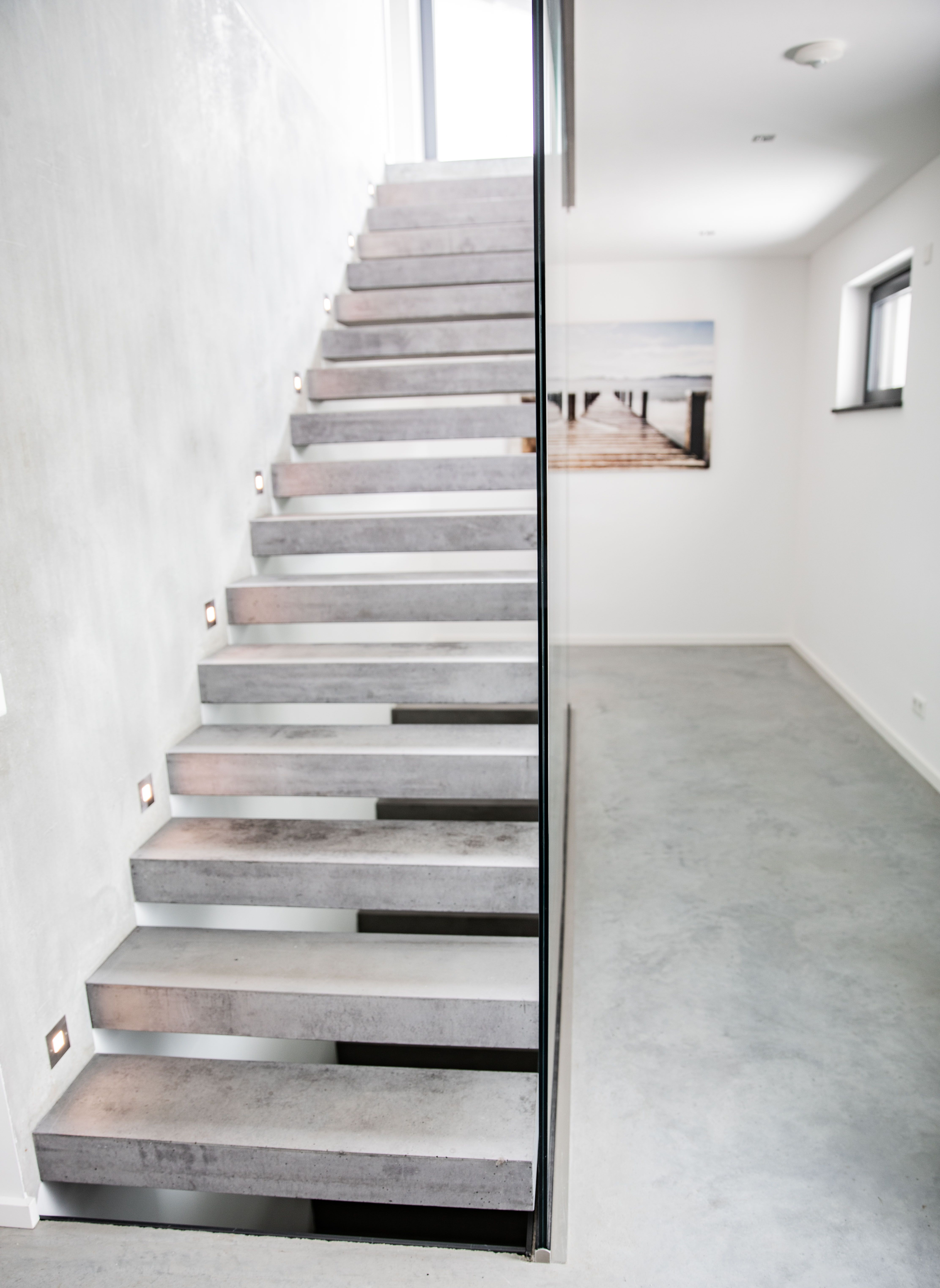 Wunderbar Wie Ein Framing Platz Für Treppen Benutzen Zeitgenössisch ...