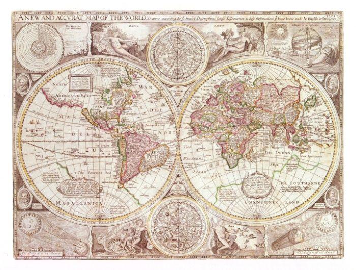 An accurate map art print wallpaper pinterest front rooms and an accurate map art print gumiabroncs Choice Image