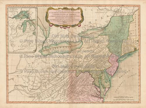 Northeast united states old map laurie whittle 1794 digital northeast united states old map laurie whittle 1794 digital image scan download printable sciox Image collections