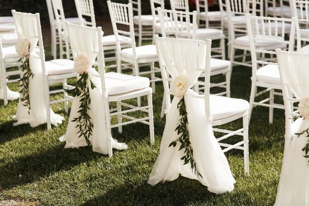 Mariage Garden Party : ambiance chic et raffinée pour un mariage en ...
