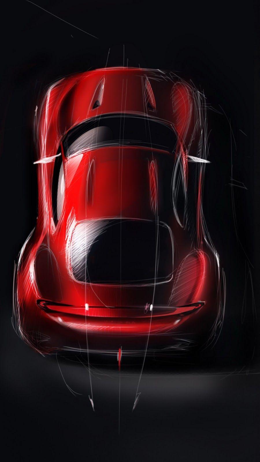 Mazda Rx 9 To Go On Sale In 2020 Latest Report Says Car Design Sketch Futuristic Cars Automotive Design