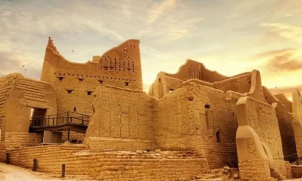 واحة الدرعية في السعودية أول مركز للفنون الرقمية بالعالم World Heritage Sites Unesco World Heritage Site World Heritage