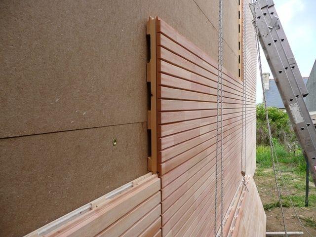 Maison bardage bois recherche google for Recherche maison en bois