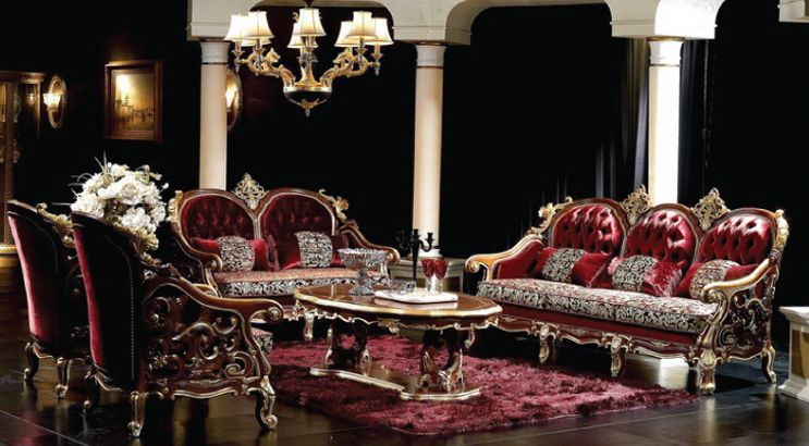 Original Italian Furniture - Italian Living Room Furniture Sets ...
