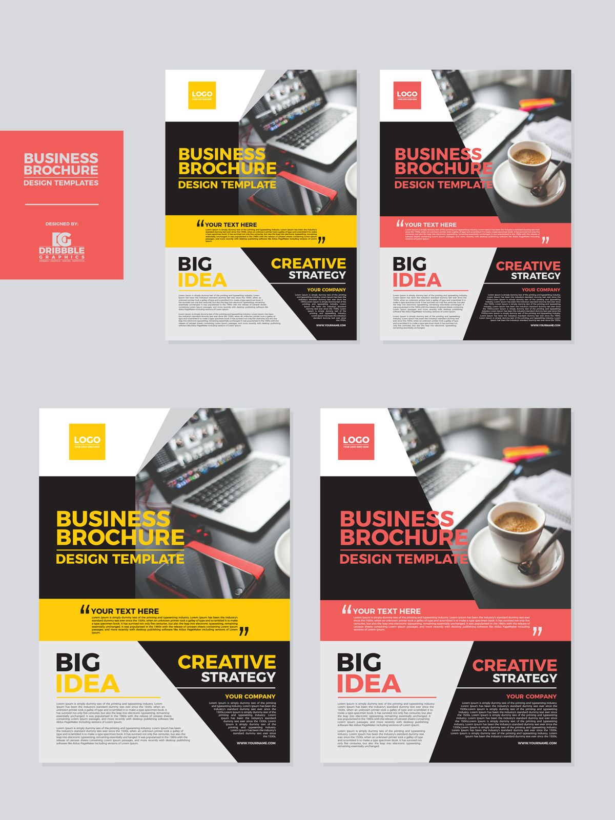 Free business brochure design templates brochures and flyers the freebie of the day is free business brochure design templates which is designed in ai format the editable vector file allow you to make changes accmission Gallery