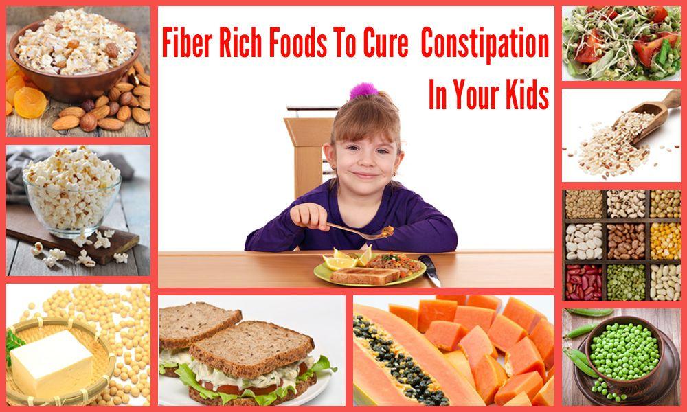 Foods To Make Child Poop