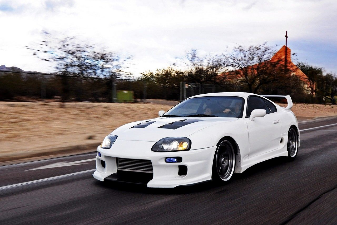 Delicieux Jdm · Toyota Supra ...