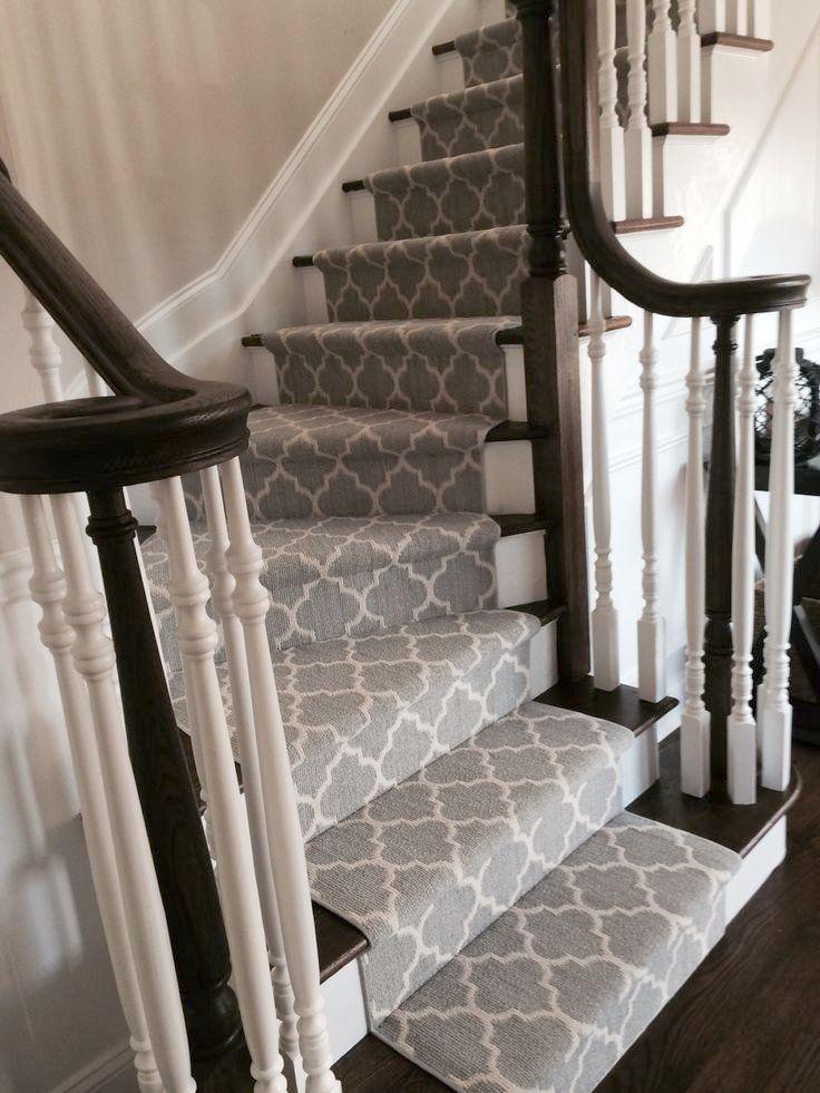 Best Wonderful Gray Stair Runner Contact Us Stair Carpet 400 x 300