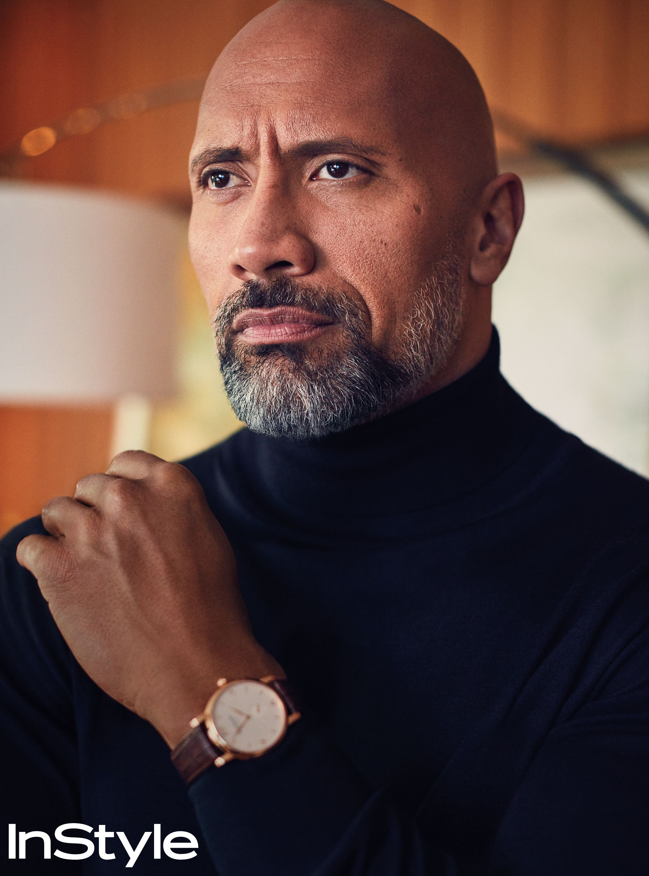 88fd05157 Dwayne 'The Rock' Johnson Reveals His Exfoliation Routine and the One Thing  That Unfailingly Makes Him Cry | Plus the early Hollywood crush he's still  ...