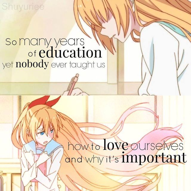 Manga Love Quotes: Why Is Life So Difficult