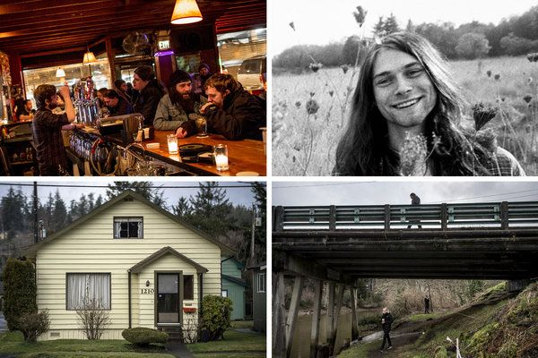 Chasing Kurt Cobain In Washington State With Images Aberdeen