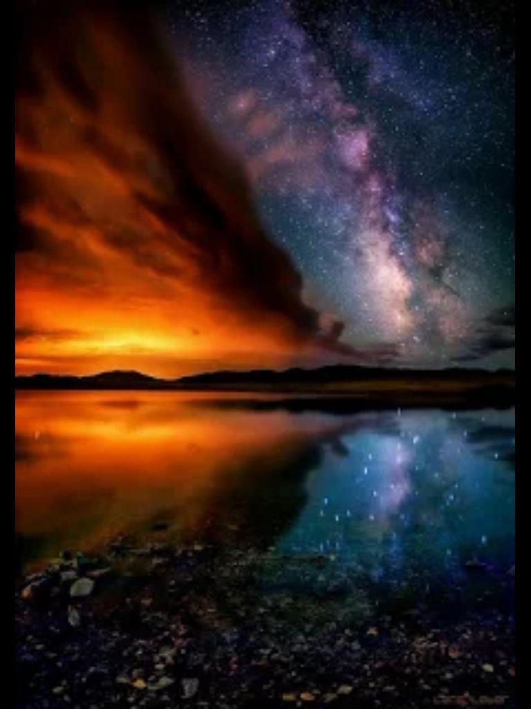 Cool Night Nature Photography Beautiful Nature Nature