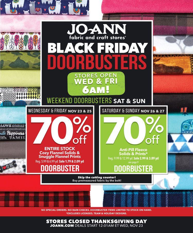 Joann Fabrics Black Friday Ad Http Www Hblackfridaydeals Com Joann Fabrics Black Friday Black Friday Ads Joann Black Friday