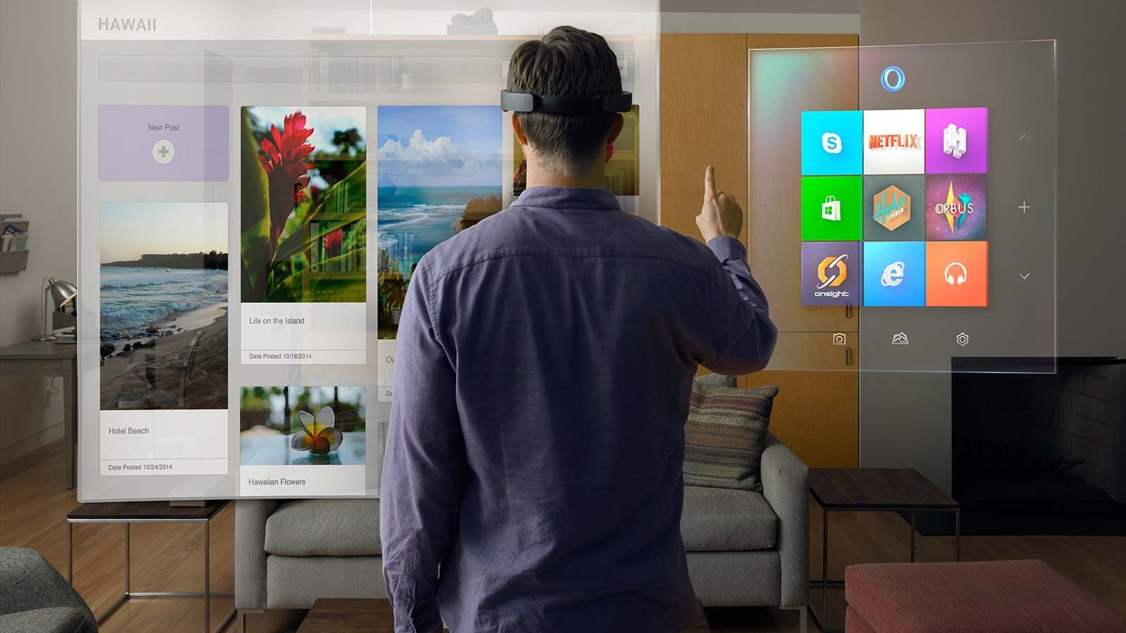 Since Microsoft announced HoloLens, I've been fantasizing about how it could inspire new business, improve old businesses, and generally make our lives better. Because I have neither the means nor...