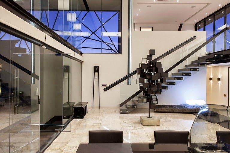 Casa Ber Diseño Ultra Moderno Nico Van Der Meulen Architects - Ber house in south africa