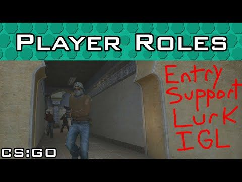 CS:GO Player Roles