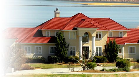 Best Houses With Red Roofs Why Metal Roofing Metal Roofing 640 x 480