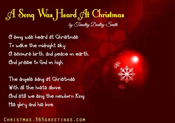 Short Christmas Poems For Church.Short Christmas Poems December Christmas Poems For Cards