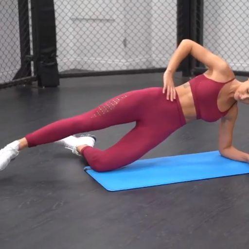 #Burn #core #gym life #Leave #Lisa #lisafiitt #Strengthen #Workout         Lisa (@lisafiitt) gives y...