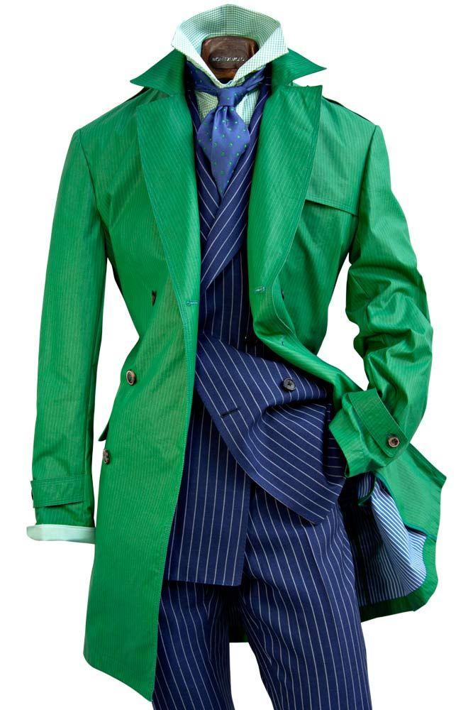 design senza tempo a17c3 ad5b6 Montezemolo trench life. | Abbigliamento - moda - modi ...