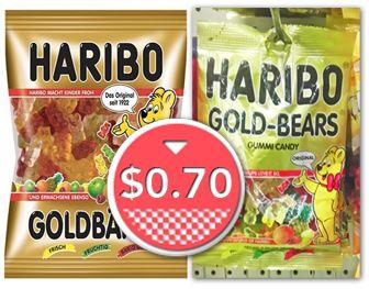 Haribo Gold-Bears, Only $0.70 at Dollar Tree!