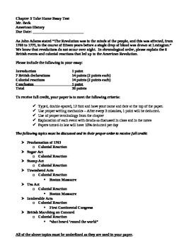 Michel De Montaigne Essays Summary This Essay Works Well In Conjunction With My Presentation And British  Decree And Colonial Reaction Worksheet This Essay Has The Students Write A  Very  Observation Essay also Water Management Essay Causes Of The American Revolution Essay  American Revolution  Christmas Descriptive Essay