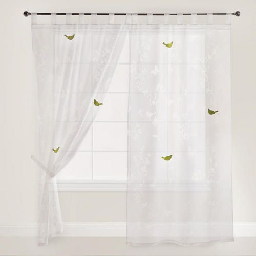 Curtains Ideas cost plus curtains : 17 Best images about CURTAINS-GREEN and YELLOW on Pinterest | Set ...