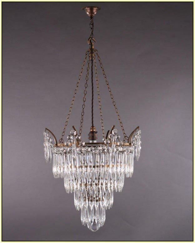 Diy Crystal Chandelier Kit