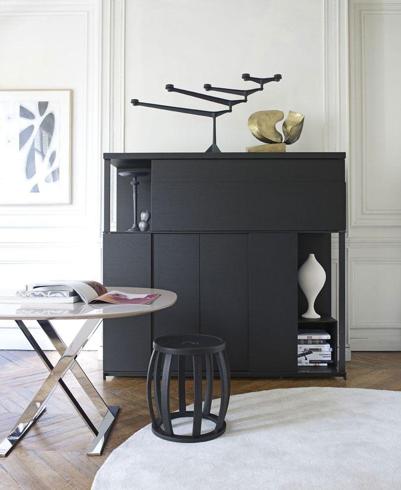 Contemporary Home Style By B B Italia: Creso Storage Unit Maxalto B Italia