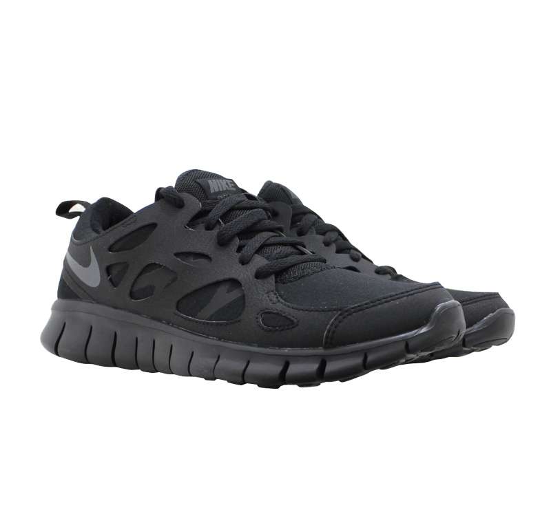 Purple Nike Free Run 2 Sneakers