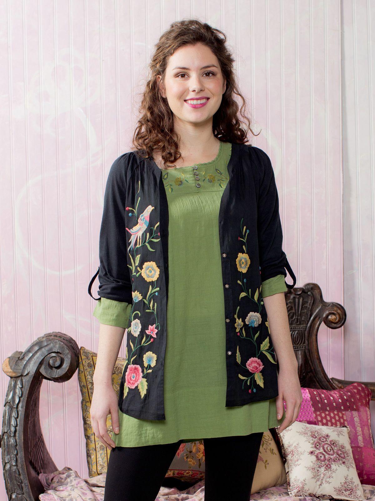 Hatley ladies blouse ladies plus size beautiful designs by april