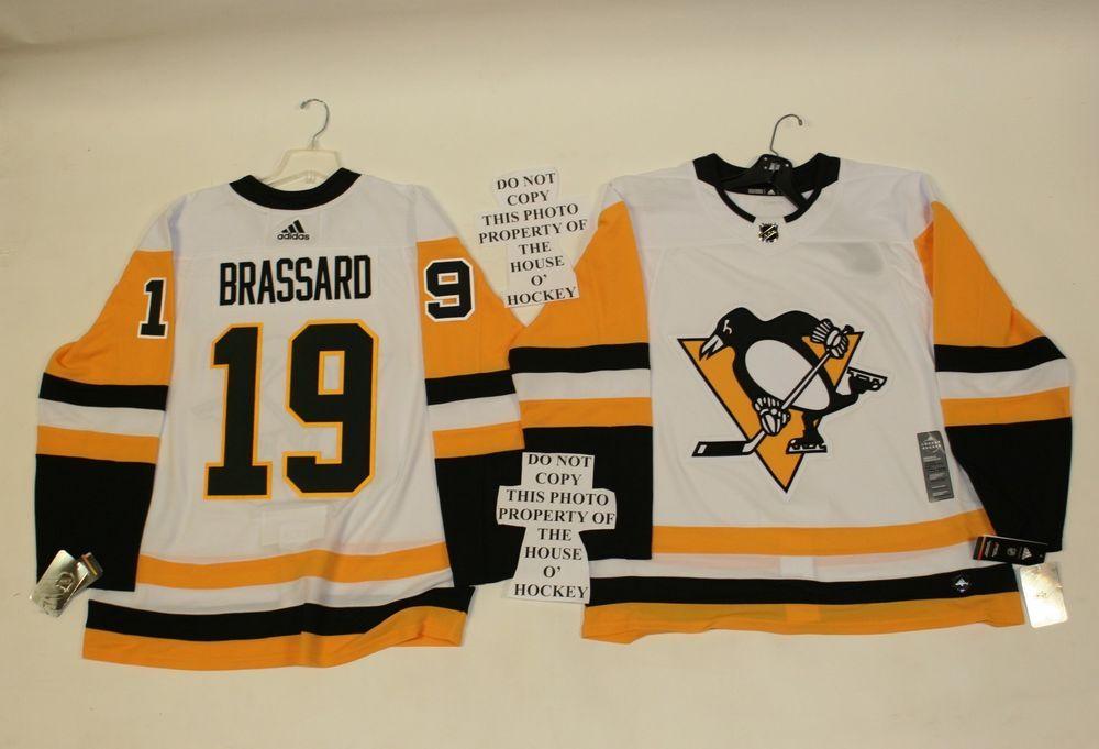Derick Brassard Pittsburgh Penguins Adidas Away Authentic Hockey Jersey NHL   AdidasRetailStoreAuthentic  PittsburghPenguins 951254966