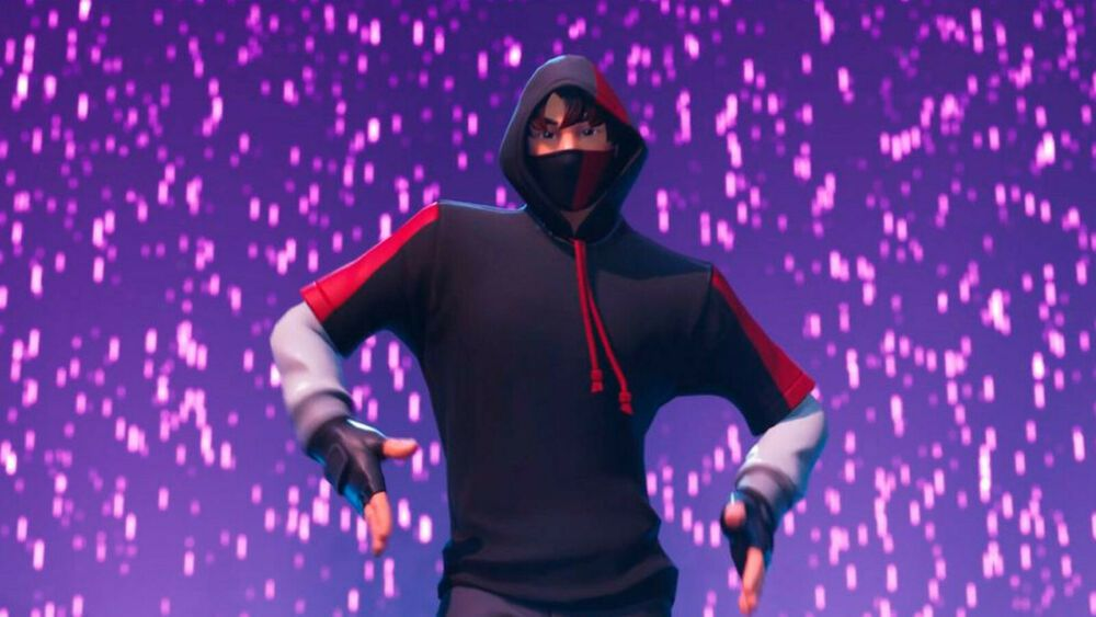 Fortnite Ikonik Skin Samsung S10 Android Fortnite Uk Game Fortnite Android Wallpaper Dark Samsung