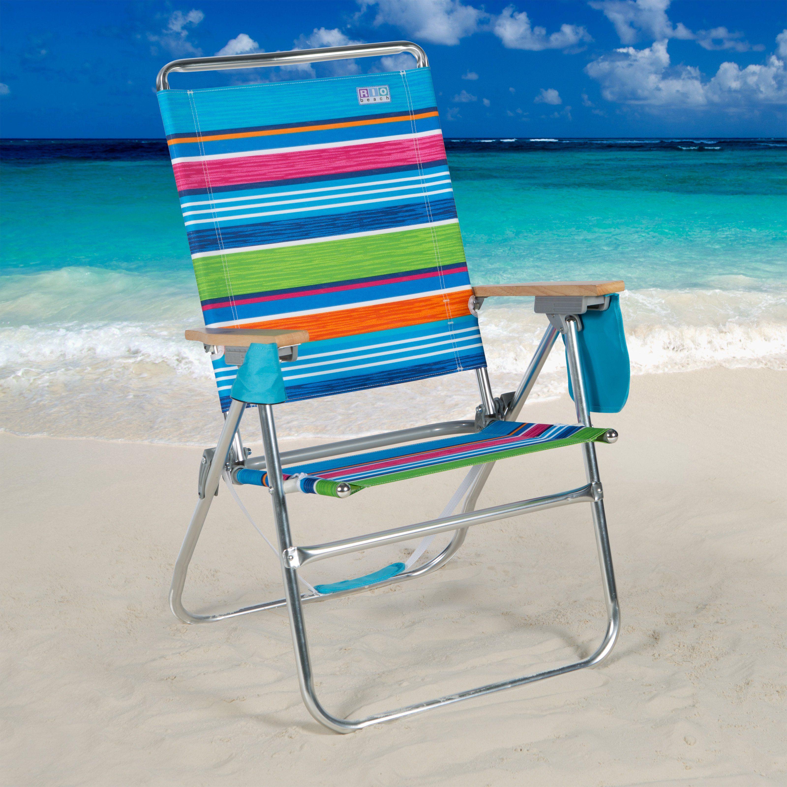Outdoor Rio Hi Boy Beach Chair Sc642 1709