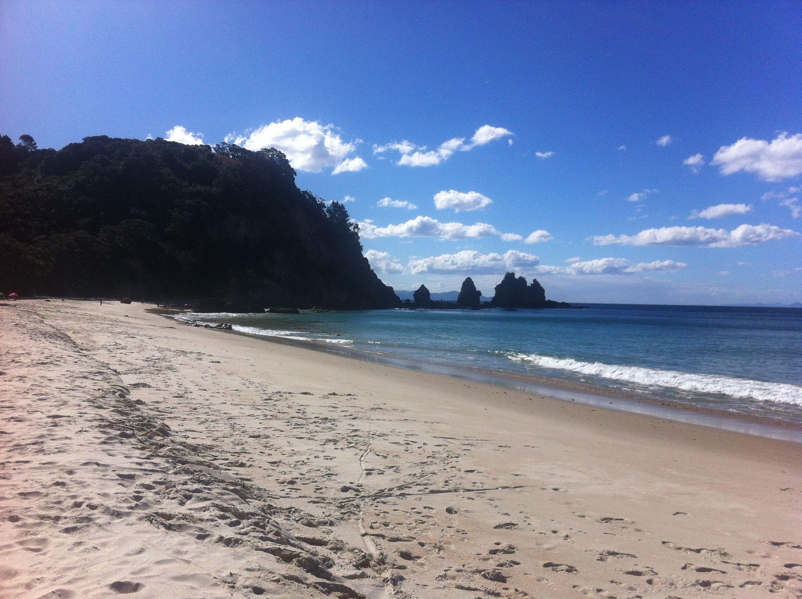 #12 sunny beach days in the coromandel!
