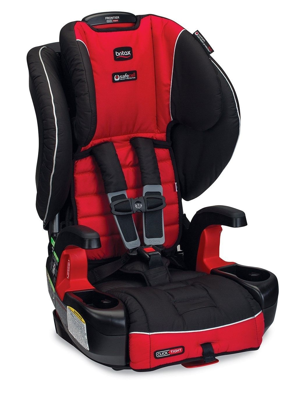 Britax Frontier Clicktight G1 1 With Images Best Toddler Car