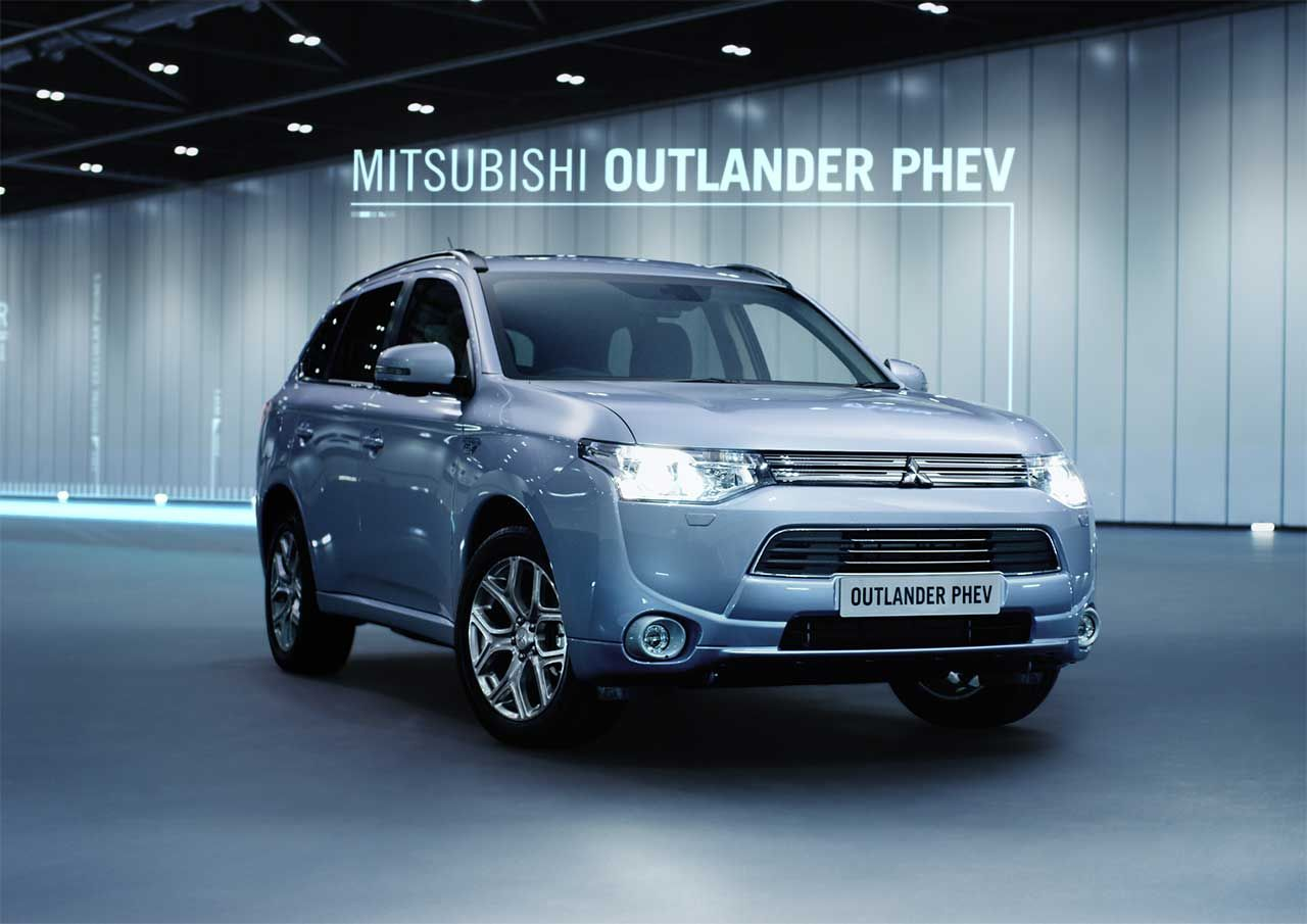 Pin by 4WheelsNews on Crossovers Outlander phev