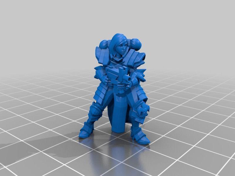 Warhammer 40k Proxy Sister Of Battle V3 0 By Mylakovich 40k Sisters Of Battle Heroes Of The Storm Warhammer