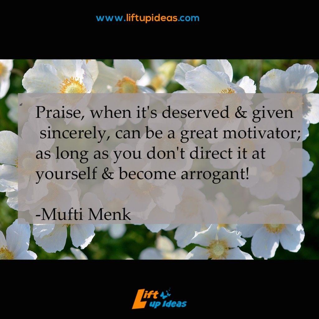 According to mufti menk wise quotes t