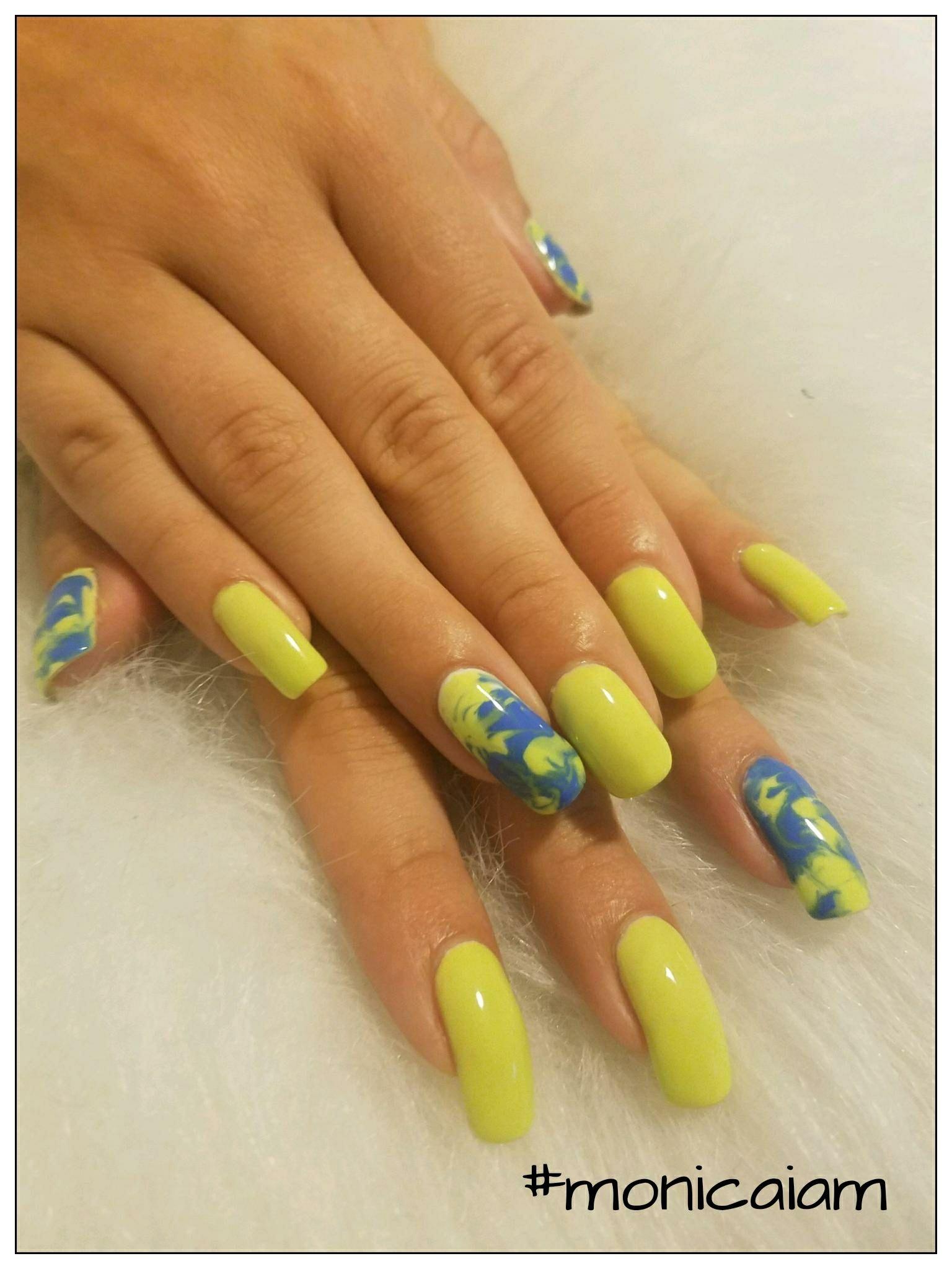 Nails by Monica - - - #iamsalonanddayspa #monicaiam #nailtech ...