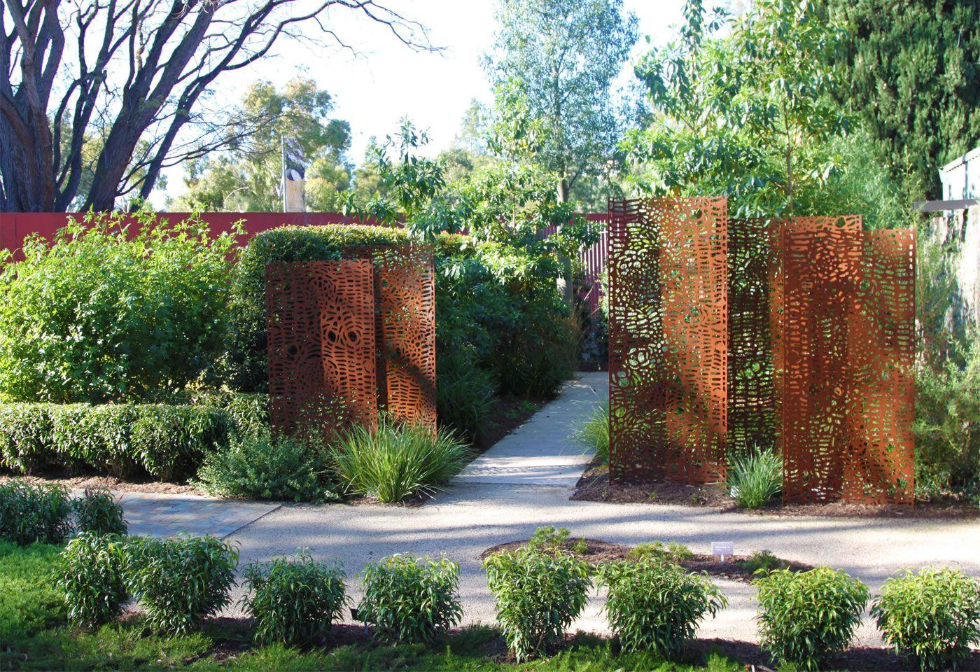 Taylor Cullity Lethlean / Native Garden, Adelaide Botanic