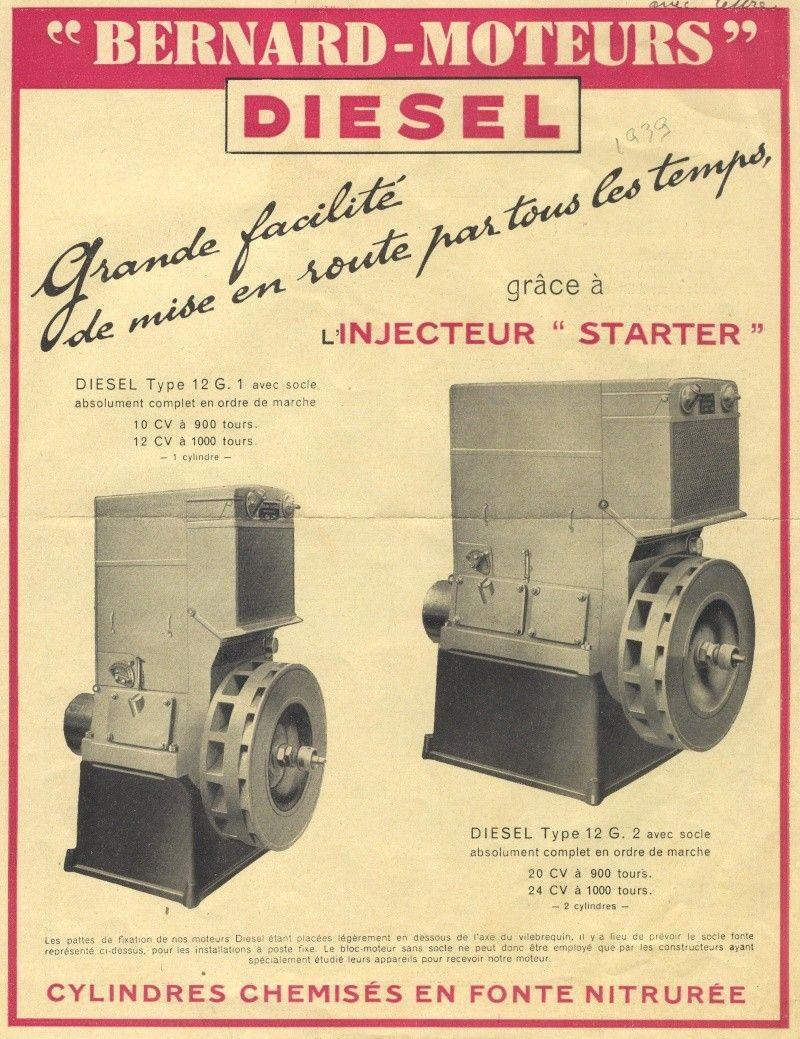 quel moteur bernard si c en est un bernard moteurs pinterest moteur en diesel. Black Bedroom Furniture Sets. Home Design Ideas