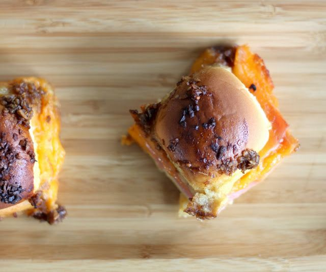 ParTAY Sandwiches on Martin's Party Potato Rolls! | Maple Leaves & Sycamore Trees