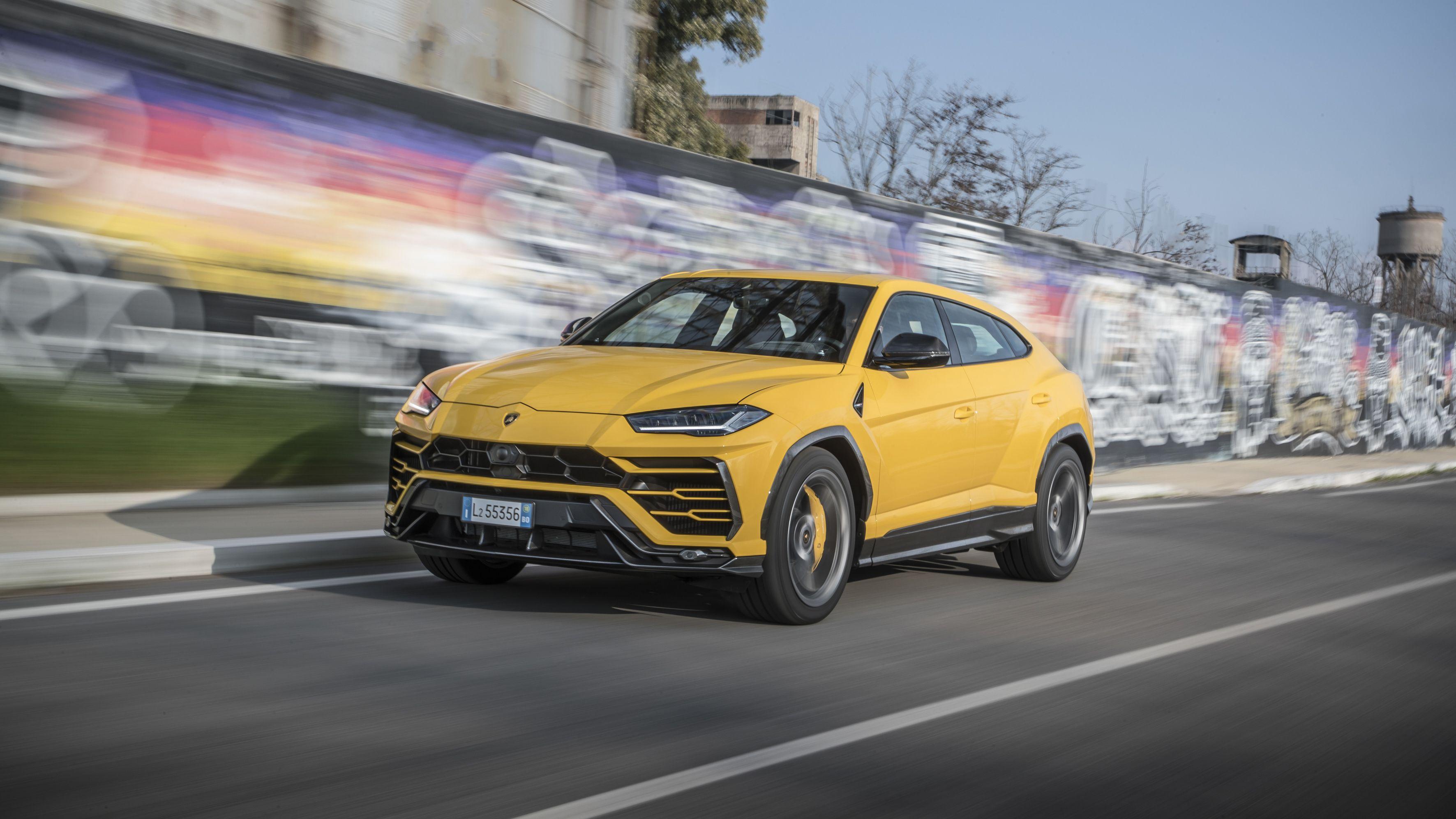 36++ Lamborghini urus 2018 Download