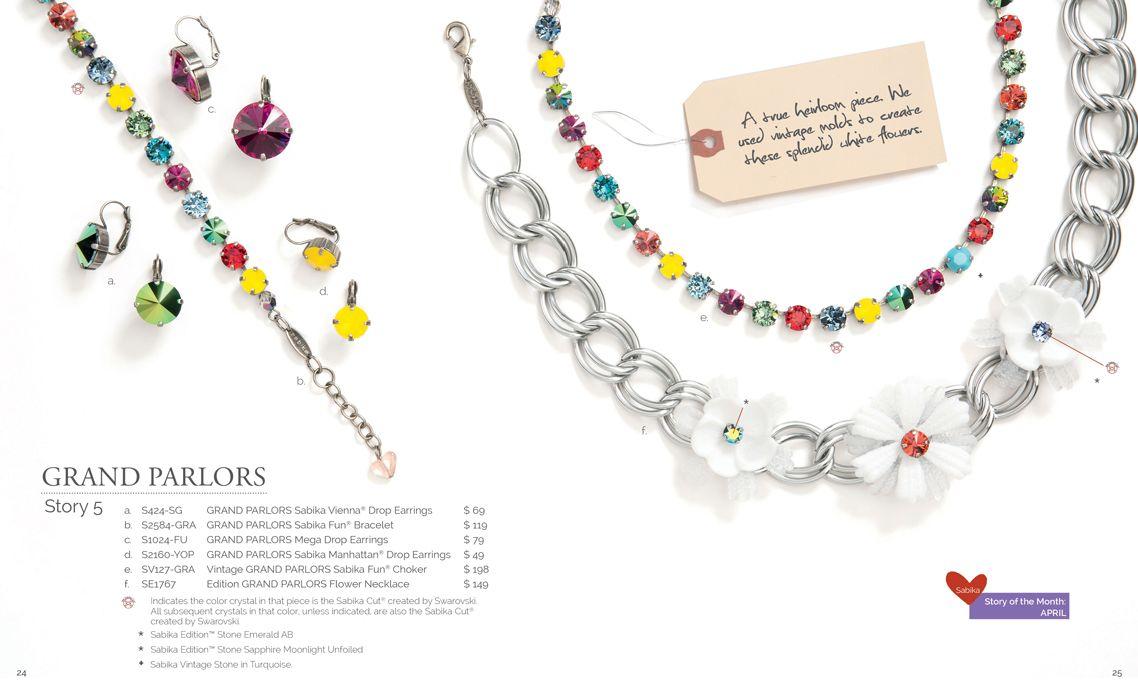 Sabika look necklace - Sabika Summer 2017 Collection Story 5 Grand Parlors
