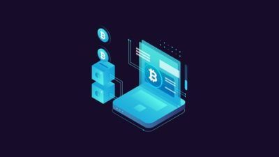 Web based cryptocurrency wallet