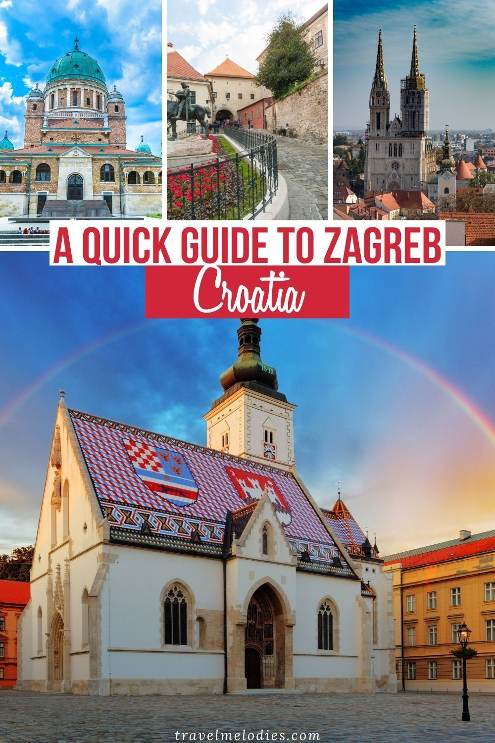 Best Things To Do In Zagreb Croatia Europe Travel Destinations East Europe Travel Europe Travel