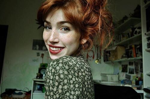 Image via We Heart It https://weheartit.com/entry/44504641 #amazing #awesome #beautiful #brunnette #dahlias #ginger #girl #hair #hairdye #inked #pierced #piercing #Piercings #plug #Plugs #septum #septumpiercing #snakebites #tattoo #Tattoos #tunnel #Tunnels #vans #snakebites #dahliabites #giorgiafaggi #dahliabites