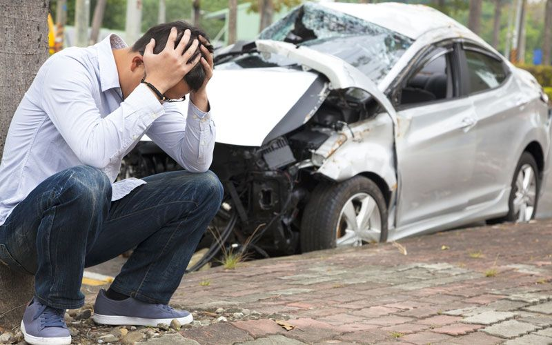How long do accidents stay on your record car accident