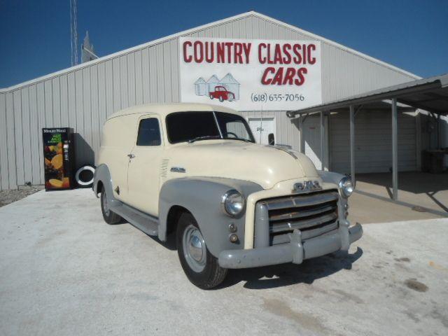 1948 Gmc Panel Truck For Sale Staunton Illinois Old Car Online Panel Truck Classic Cars Trucks Trucks For Sale